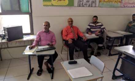 أسرة اللغة العربية والاجتماعيات تواصل دورتها التدريبية في نماذج جوجل للأسبوع الثاني