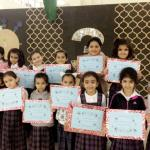 تفعيل النورانية في مدارس العناية للصف الأول ابتدائي (بنات)للارتقاء بمستوى صغيراتنا في القراءة والإملاء وإتقان تلاوة القرآن الكريم