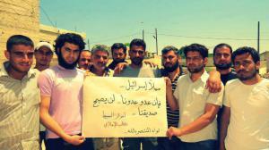 Fyra syriska desertorer hittade doda