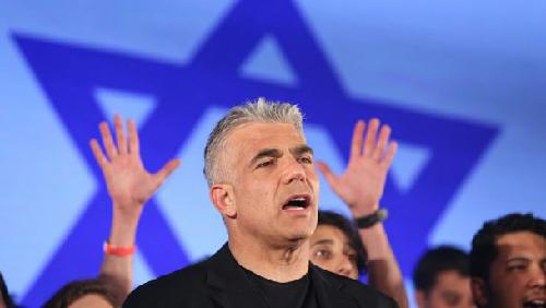 Yair Lapid, dirigeant du Yesh Atid