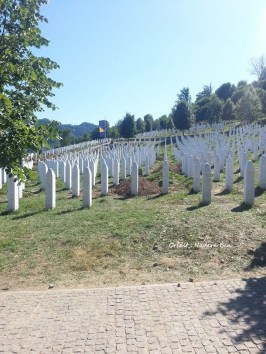 Srebrenica - par Nadera Ben