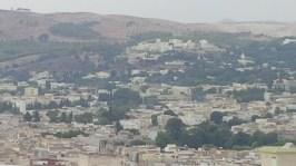 La ville de Sefrou