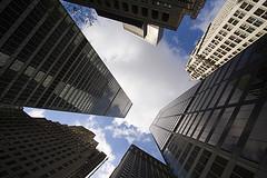 Wall Street a la culotte, non la tête à l'envers
