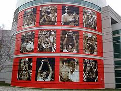 En haut du panthéon du tennis