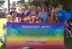 It's Who We Are: Celebrating 20 years of the Jewish Lesbian Group of Victoria