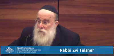 Media Release: Aleph Melbourne disappointed in unsatisfactory resignation letter of Rabbi Zvi Telsner
