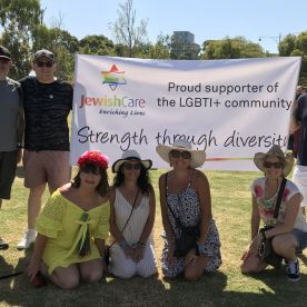 Jewish Care Victoria Pride March Gallery pic 5