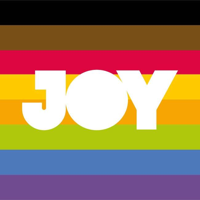 JOY rainbow logo