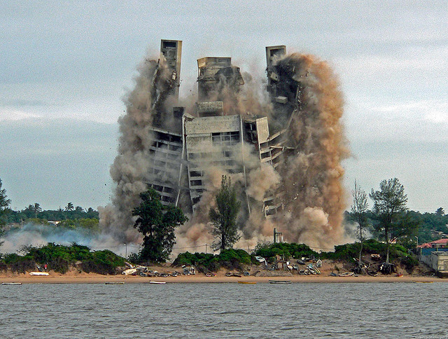 Photo Credit: Ian || Watching Capital Implode is a Marvel to Behold!