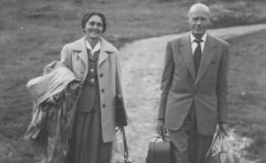 טאריי וסוס ואשתו המשוררת הלדיס מורן