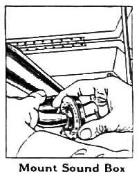 Victrola Manual ca. 1924