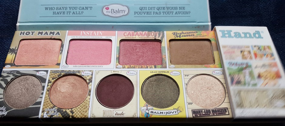 TheBalm - In theBalm of Your Hand