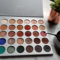 Morphe x Jaclyn Hill review