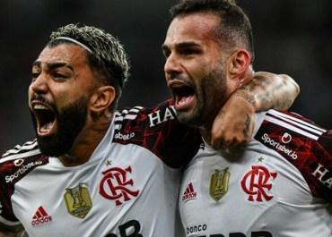 COPA DO BRASIL/ Com gol no último lance, Flamengo empata com Athletico no jogo de ida da semifinal