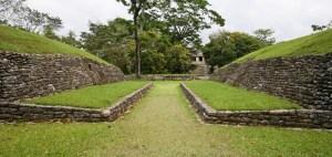 Juego de Pelota, Palenque