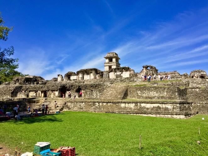 Zona arqueológica Palenque, #Chiapas img 2828