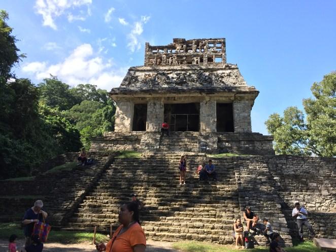 Conjunto de las Cruces, Palenque - AlertaChiapas