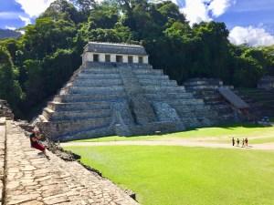 Templo de las Inscripciones - AlertaChiapas