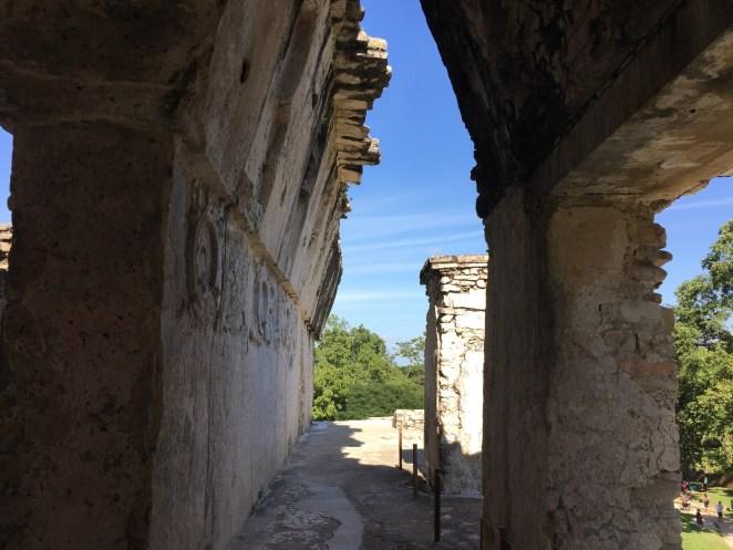 Zona arqueológica Palenque, #Chiapas img 2877