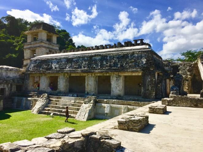 Zona arqueológica Palenque, #Chiapas img 2882