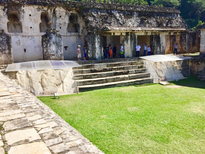 Zona arqueológica Palenque, #Chiapas img 2883