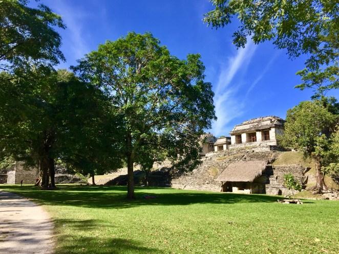 Zona arqueológica Palenque, #Chiapas img 2887