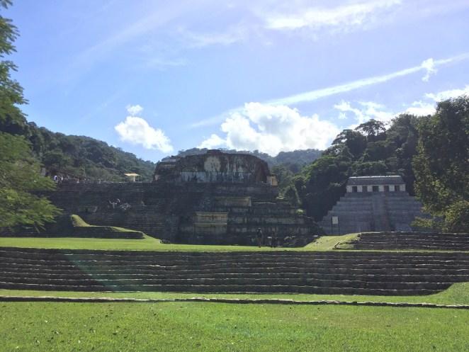 Zona arqueológica Palenque, #Chiapas img 2895