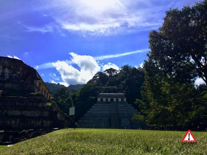 Zona arqueológica Palenque, #Chiapas img 2907