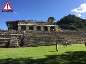 El Palacio, Palenque - AlertaChiapas