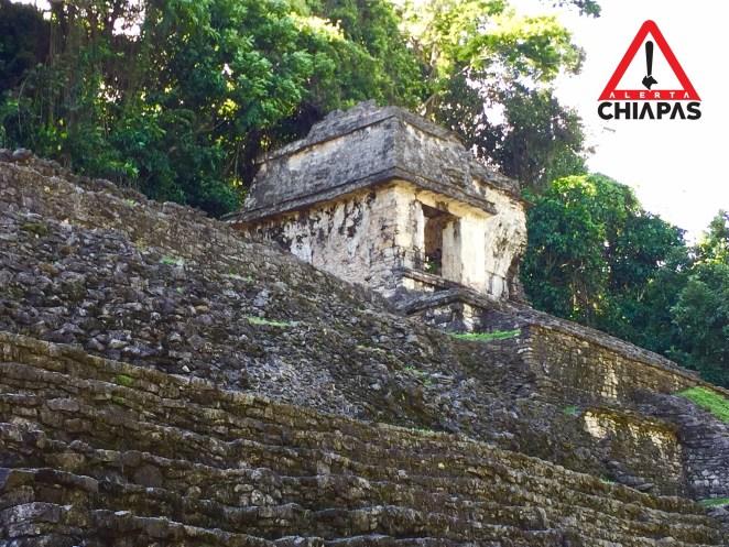 Zona arqueológica Palenque, #Chiapas img 2922