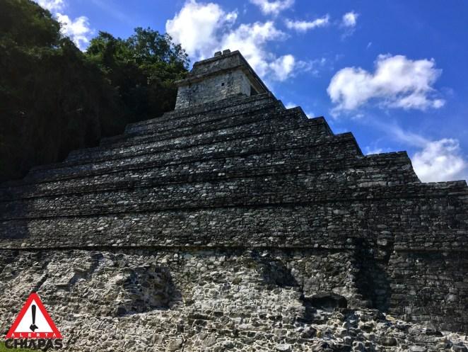 Zona arqueológica Palenque, #Chiapas img 2927