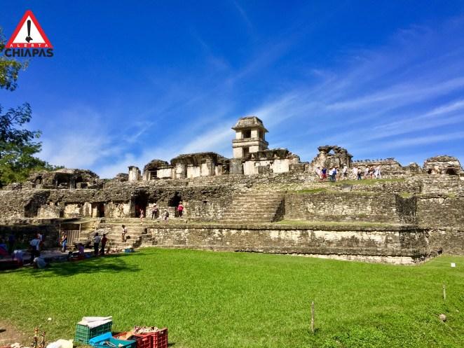 Zona arqueológica Palenque, #Chiapas img 2930