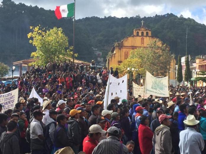 Oxchuc y Belisario Domínguez no tendrán elecciones locales