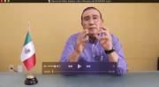 Denuncia Pablo Salazar robo millonaria de SAGARPA