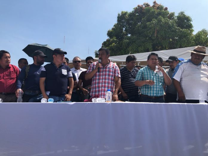 Luego de asegurarse que no serán evaluados, maestros de Chiapas levantan paro WhatsApp Image 2018 06 20 at 20.05.21
