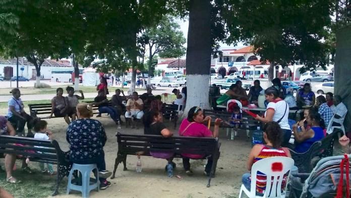 Feriantes organizados, en Chiapa de Corzo, rechazan la entrada de ambulantes de otros municipios a0bfe072 5850 40fc ac25 775088bc2301