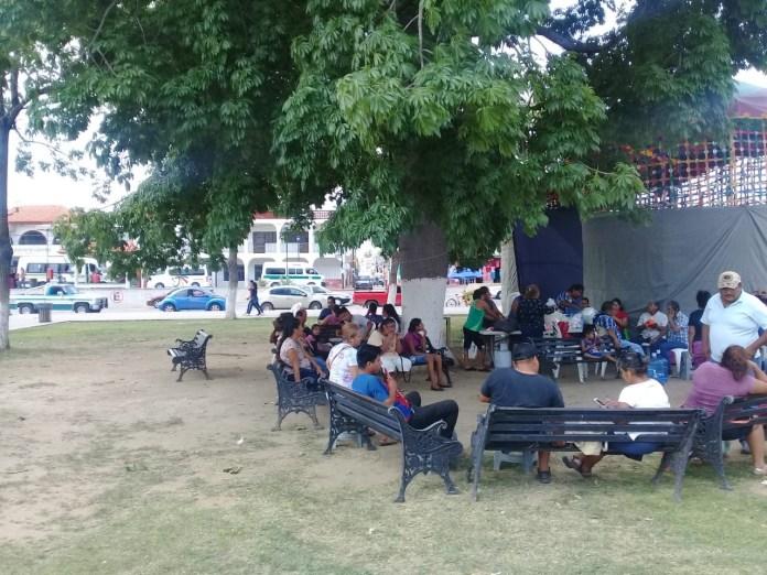 Feriantes organizados, en Chiapa de Corzo, rechazan la entrada de ambulantes de otros municipios d255982e ee3f 4366 b392 e285c0f4fbc7