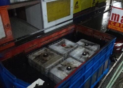 Asegura PGR un vehículo con hidrocarburos en el municipio de Reforma 3145adee 4734 4c56 858c 617e74df0bd2 1