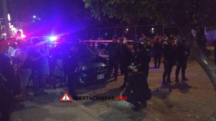 Cinco personas heridas por arma de fuego en la colonia Patria Nueva img 8044