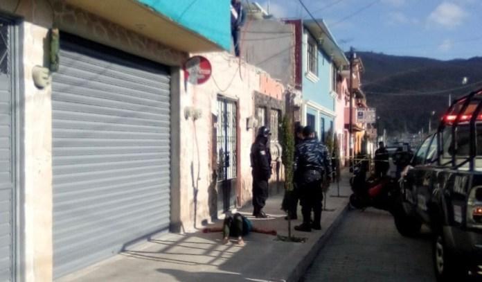 Apuñalan a jovencita en San Cristóbal de las Casas img 9297