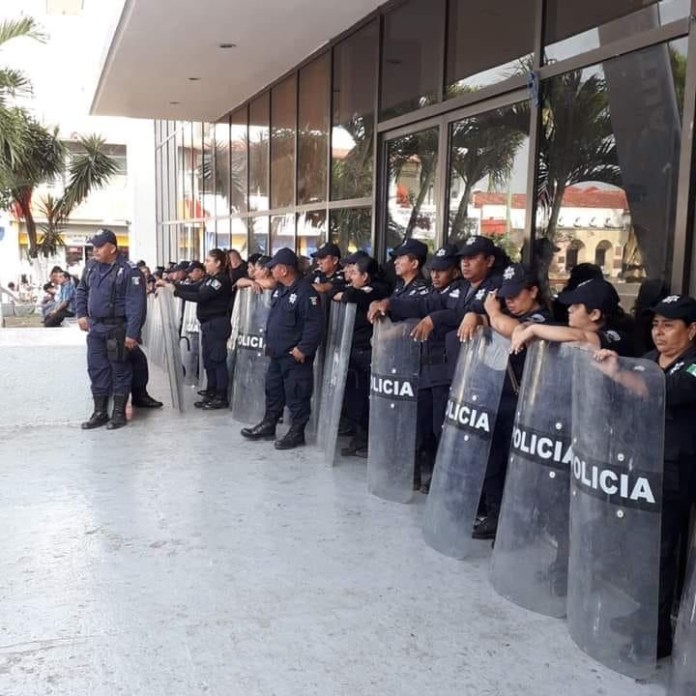 Edil de Tapachula hace oídos sordos a inconformidades de la ciudadanía a4d0fd84 0b36 47af 96c7 925245a6b0ba