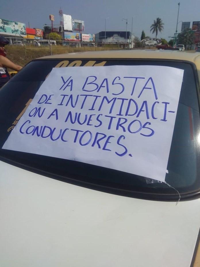 Transportistas exigen que el alcalde de #Tapachula se ponga a trabajar. ac13f9c7 3aca 4255 94d6 2184b5459480