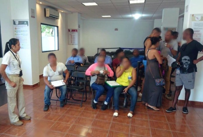 Reinician actividades en oficinas del INM en Tapachula 81c74238 dfc7 4a16 a332 ba02012b3d5c