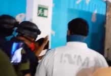 Operativo en un hotel de Tapachula para detener a 20 cubanos