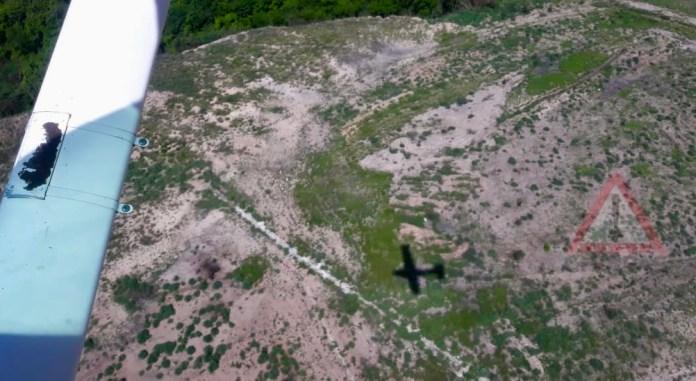Desde el aire, una esperanza para reforestar Chiapas