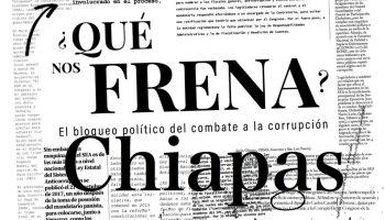 La clase política chiapaneca aún no arranca motores contra la corrupción