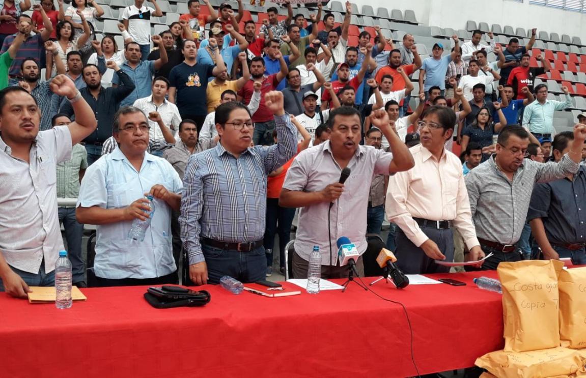 Gobierno incumple minuta de pagos a docentes de la CNTE