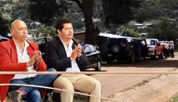 Revelan video donde ex alcalde de Comitán ordena bloqueos