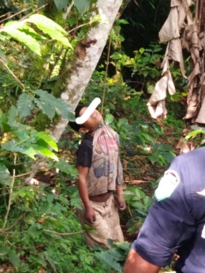 Localizan ahorcado a menor reportado desaparecido en el municipio El Bosque #Chiapas bd60b526 a732 4334 81d3 cbca672b2078