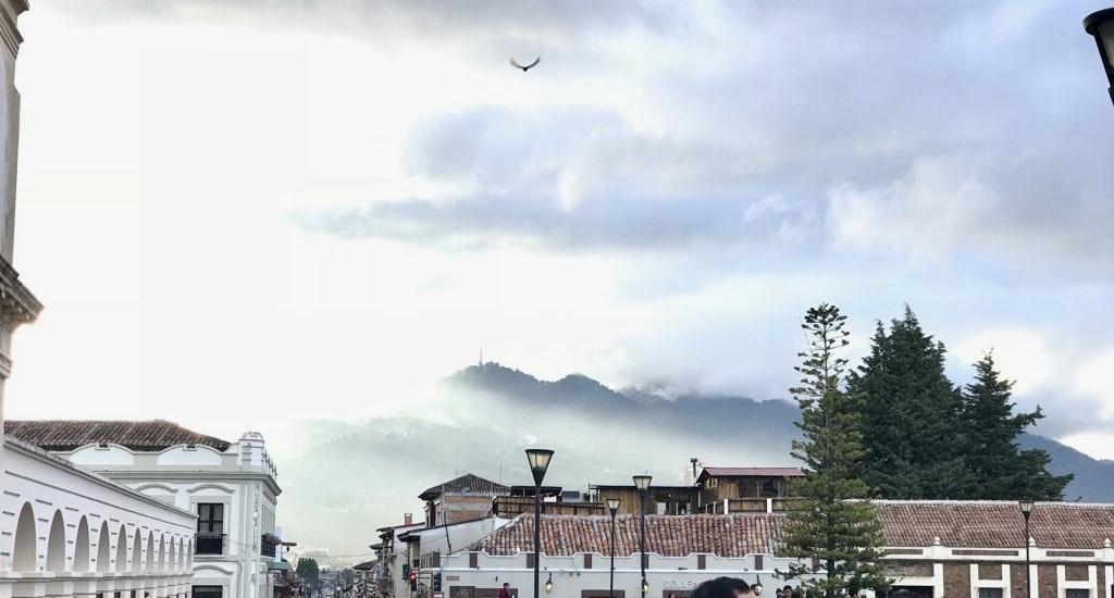 Presentó San Cristóbal temperatura mínima de Chiapas con 5.2 grados - Alerta Chiapas